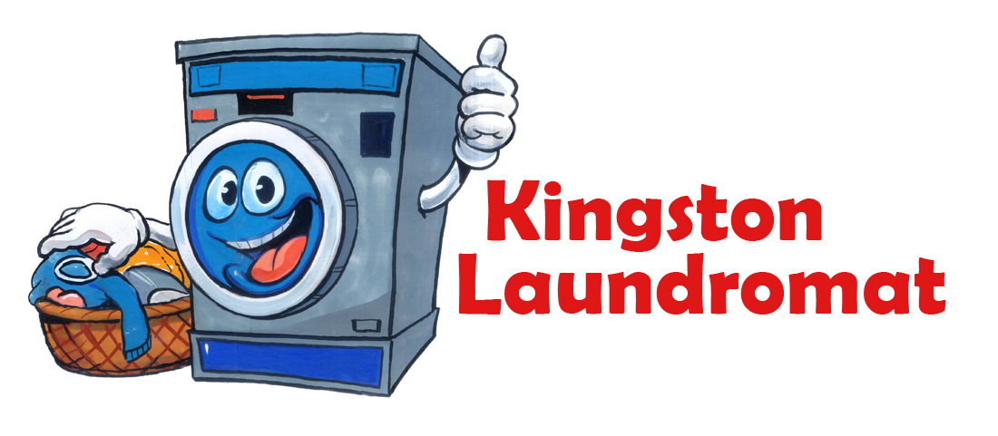 Kingston Laundromat Logo