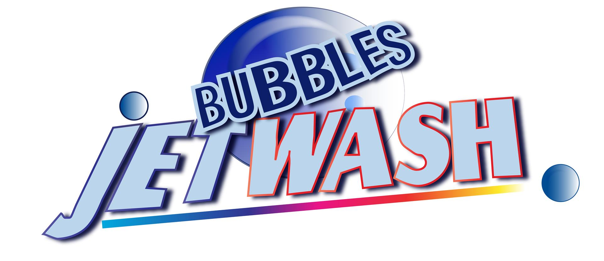 Bubbles Jet Wash Logo